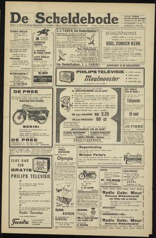 Scheldebode 1961-04-06