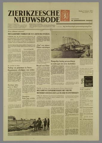 Zierikzeesche Nieuwsbode 1972-02-08
