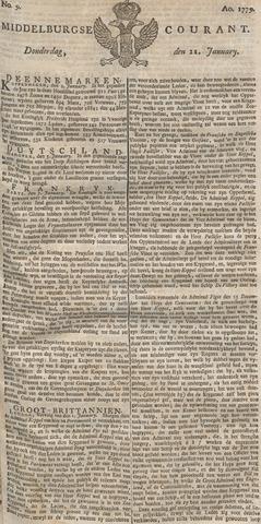 Middelburgsche Courant 1779-01-21