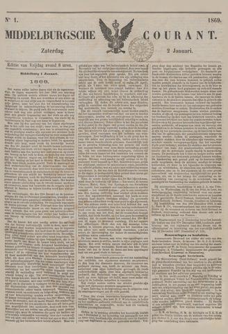 Middelburgsche Courant 1869