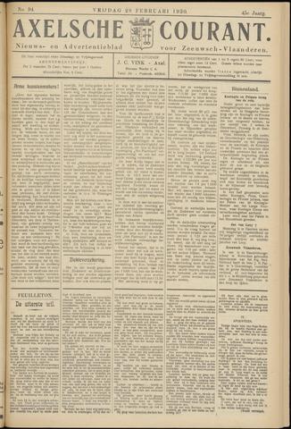 Axelsche Courant 1930-02-28