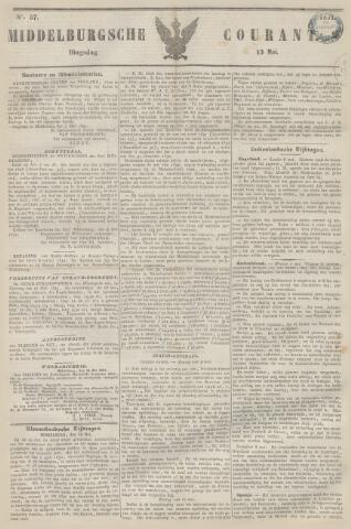 Middelburgsche Courant 1851-05-13