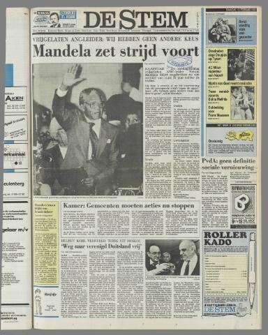 de Stem 1990-02-12