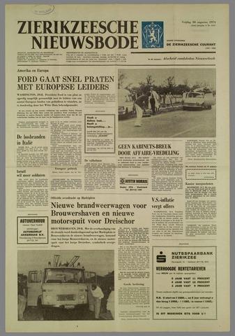Zierikzeesche Nieuwsbode 1974-08-30