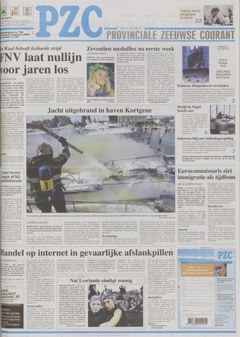 Provinciale Zeeuwse Courant 2004-08-23