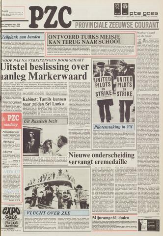 Provinciale Zeeuwse Courant 1985-05-18
