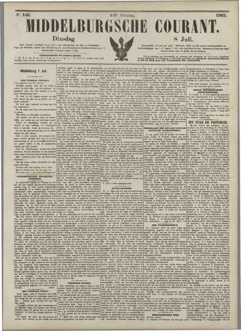 Middelburgsche Courant 1902-07-08