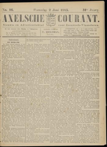 Axelsche Courant 1915-06-02