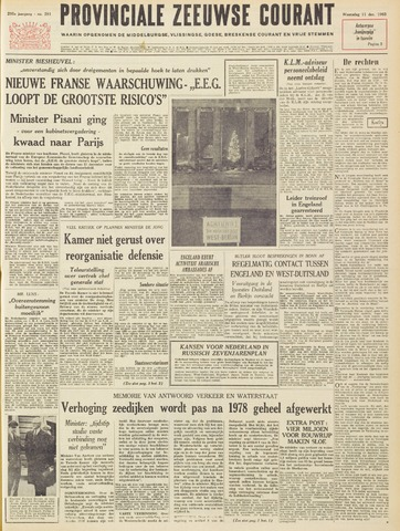 Provinciale Zeeuwse Courant 1963-12-11