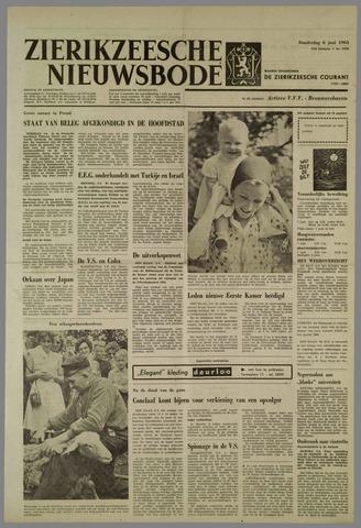 Zierikzeesche Nieuwsbode 1963-06-06