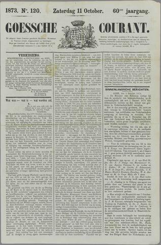 Goessche Courant 1873-10-11