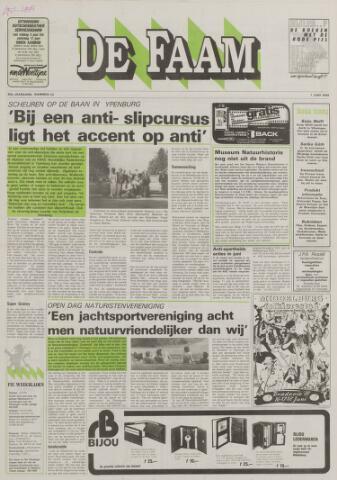 de Faam en de Faam/de Vlissinger 1988-06-01