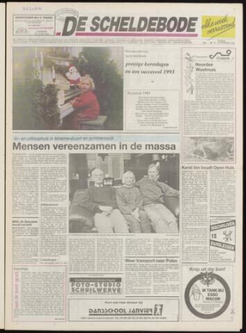 Scheldebode 1992-12-22