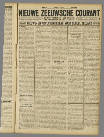 Nieuwe Zeeuwsche Courant 1928-07-03