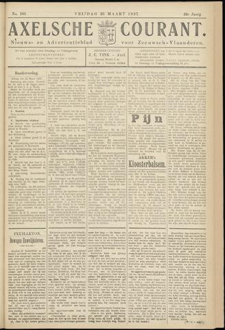 Axelsche Courant 1927-03-25
