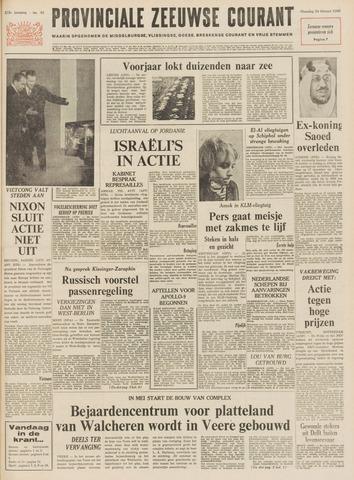 Provinciale Zeeuwse Courant 1969-02-24