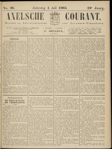 Axelsche Courant 1903-07-04