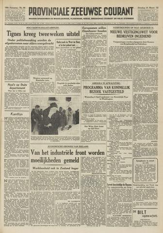 Provinciale Zeeuwse Courant 1952-03-18