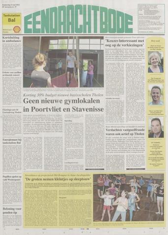 Eendrachtbode (1945-heden)/Mededeelingenblad voor het eiland Tholen (1944/45) 2012-05-31