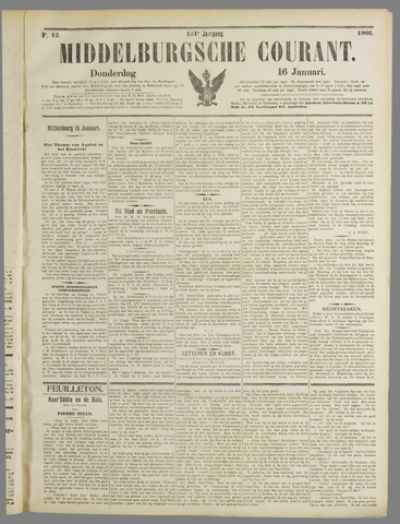 Middelburgsche Courant 1908-01-16