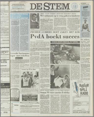 de Stem 1986-08-02
