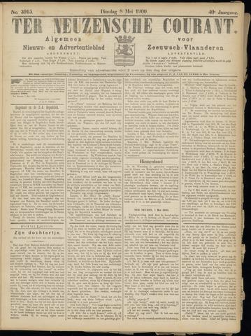 Ter Neuzensche Courant. Algemeen Nieuws- en Advertentieblad voor Zeeuwsch-Vlaanderen / Neuzensche Courant ... (idem) / (Algemeen) nieuws en advertentieblad voor Zeeuwsch-Vlaanderen 1900-05-08