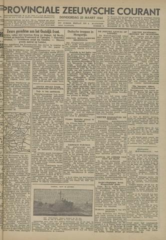 Provinciale Zeeuwse Courant 1944-03-23