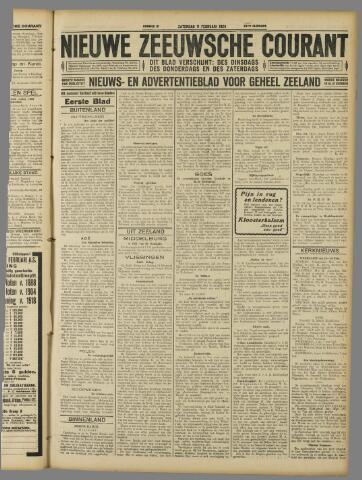 Nieuwe Zeeuwsche Courant 1928-02-11