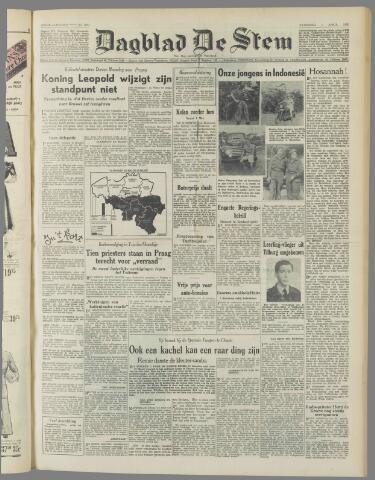 de Stem 1950-04-01
