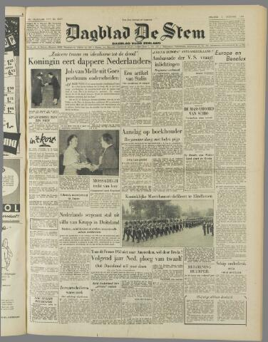 de Stem 1952-10-03