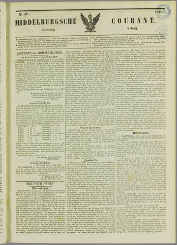 Middelburgsche Courant 1847-06-05