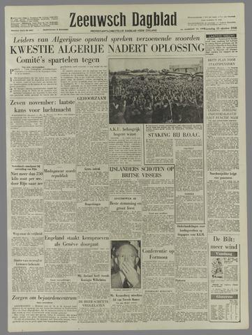 Zeeuwsch Dagblad 1958-10-15