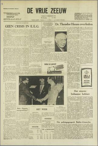 de Vrije Zeeuw 1963-12-13