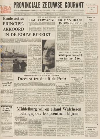 Provinciale Zeeuwse Courant 1971-05-25