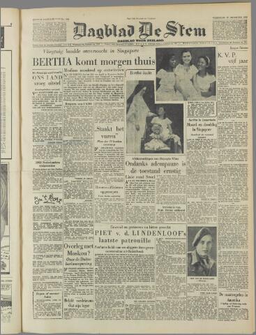 de Stem 1950-12-13