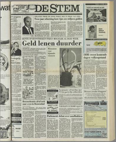 de Stem 1989-10-06