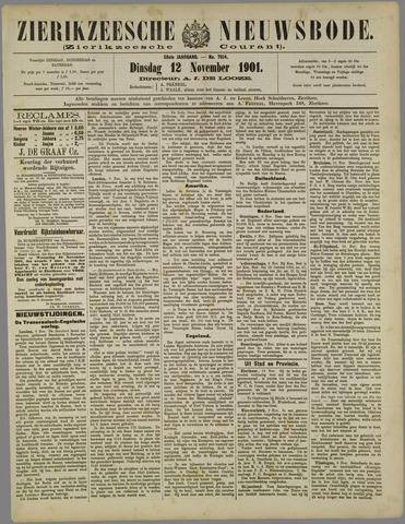 Zierikzeesche Nieuwsbode 1901-11-12