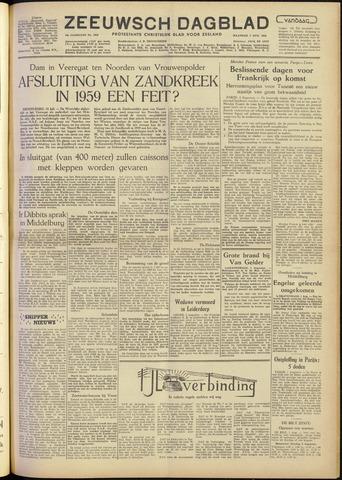 Zeeuwsch Dagblad 1954-08-02