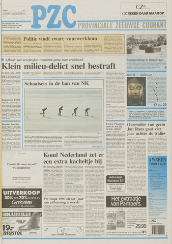 Provinciale Zeeuwse Courant 1995-12-29