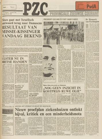 Provinciale Zeeuwse Courant 1974-05-28