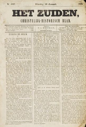 Het Zuiden, Christelijk-historisch blad 1880-01-20