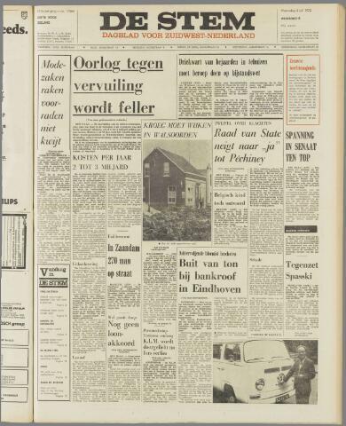 de Stem 1972-07-05