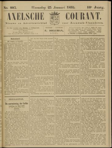 Axelsche Courant 1895-01-23