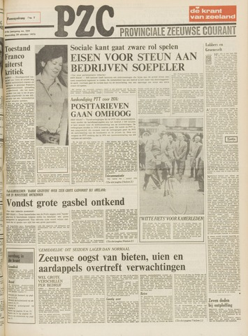 Provinciale Zeeuwse Courant 1975-10-29