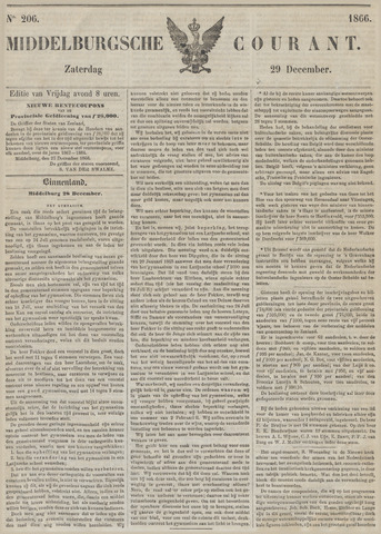 Middelburgsche Courant 1866-12-29