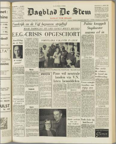 de Stem 1966-01-31