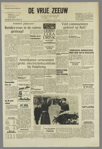 de Vrije Zeeuw 1965-12-16