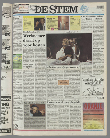 de Stem 1995-12-14