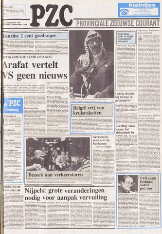 Provinciale Zeeuwse Courant 1988-12-14