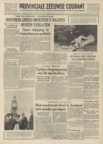 Provinciale Zeeuwse Courant 1961-09-25